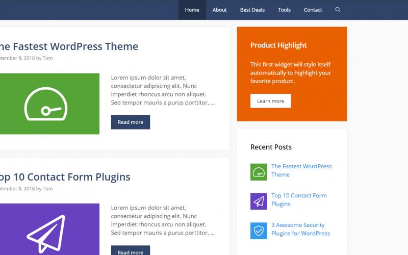 Jasa Install Theme Generatepress Premium & Original